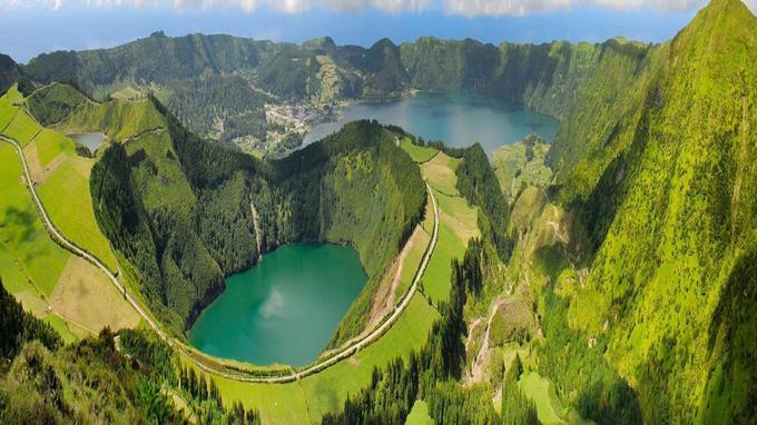 Les Açores - circuit 3 îles