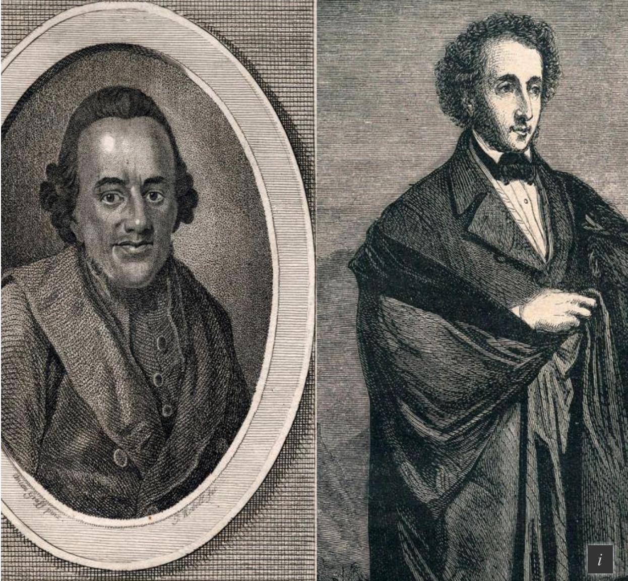 Les Mendelssohn: l'entrée du judaïsme dans la modernité