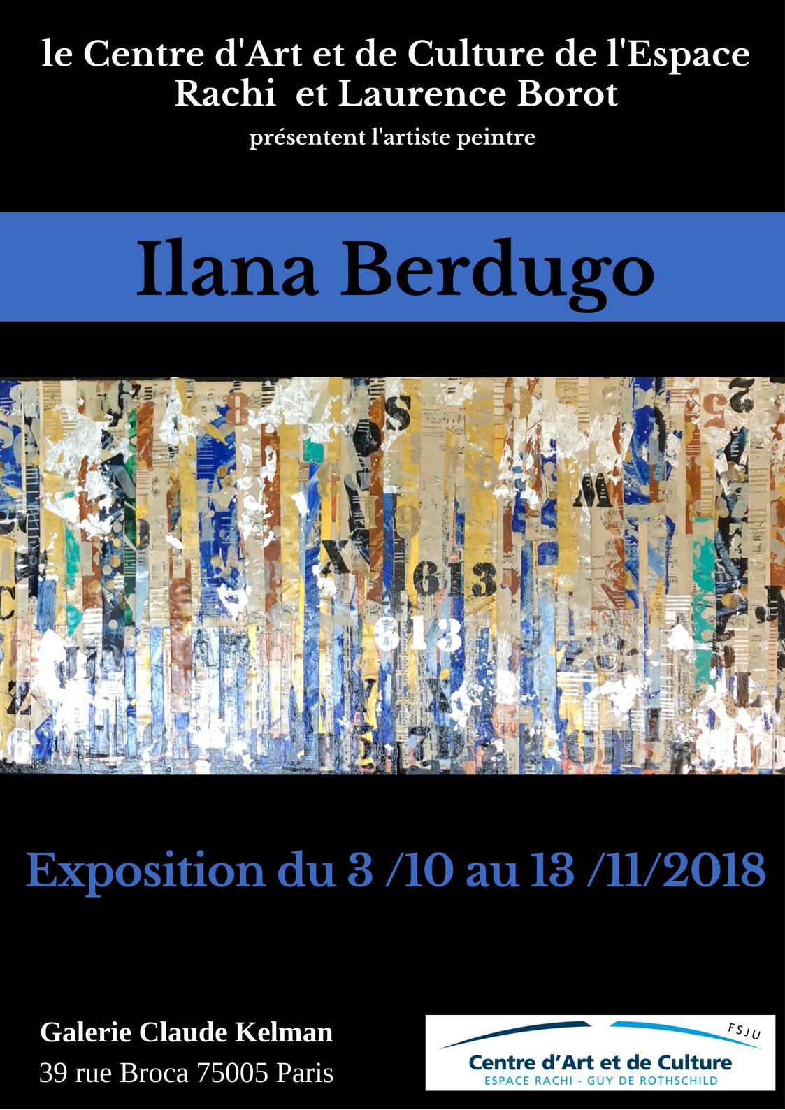 Ilana Berdugo (peintures)