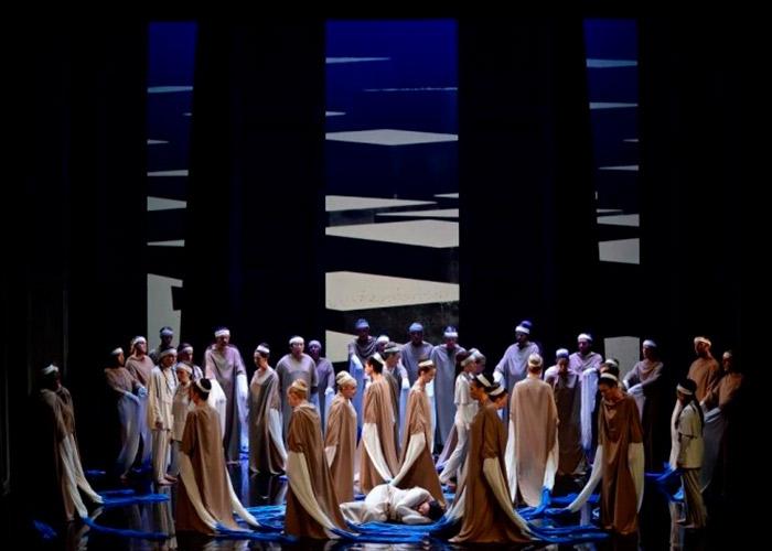 Opéra Samson et Dalila