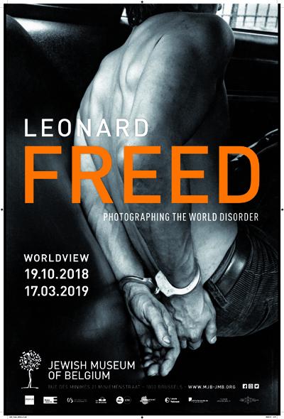 Léonard Freed, Worldview (Photographie)