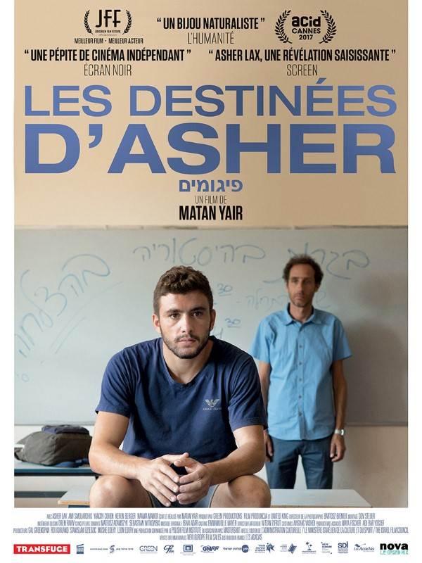 Les destinées d'Asher, avec Odile Malys