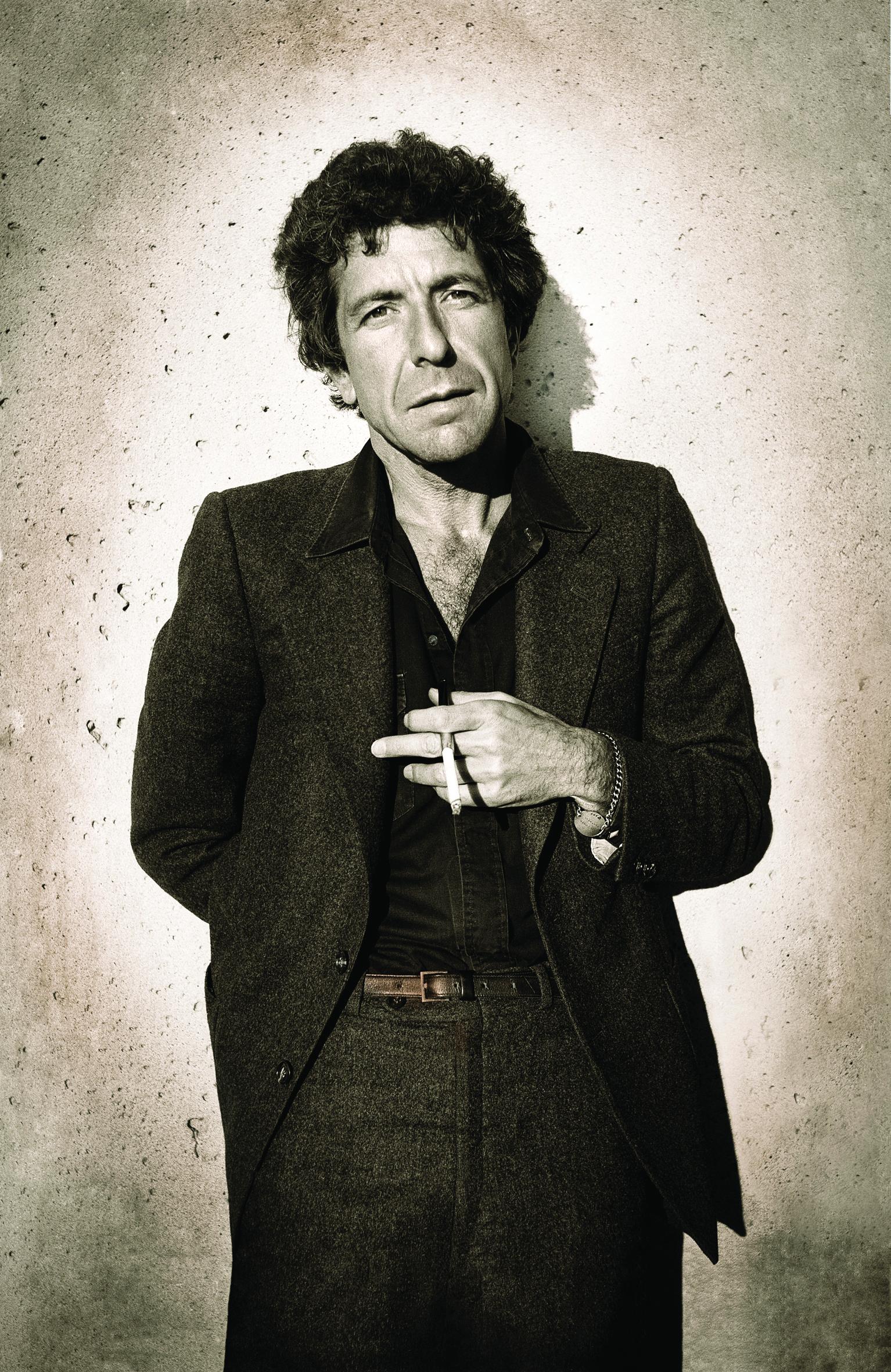 I'm your man. La vie de Leonard Cohen