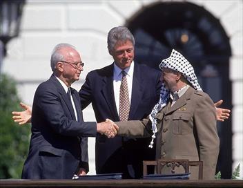 Yitzhak Rabin, 1922-1995 : le guerrier de la paix, d' Yves Azéroual