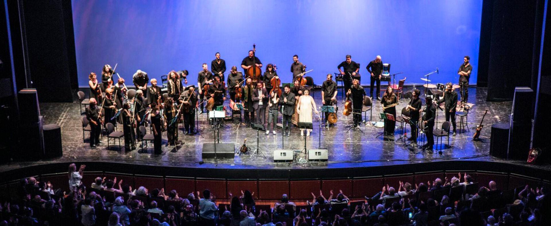 Jerusalem Orchestra East & West, avec Tom Cohen