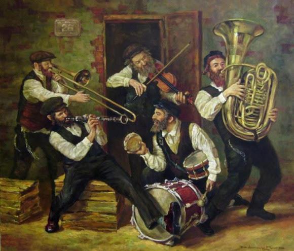 Klezjam : atelier de pratique musicale, avec Daniel  Rabinovitsj