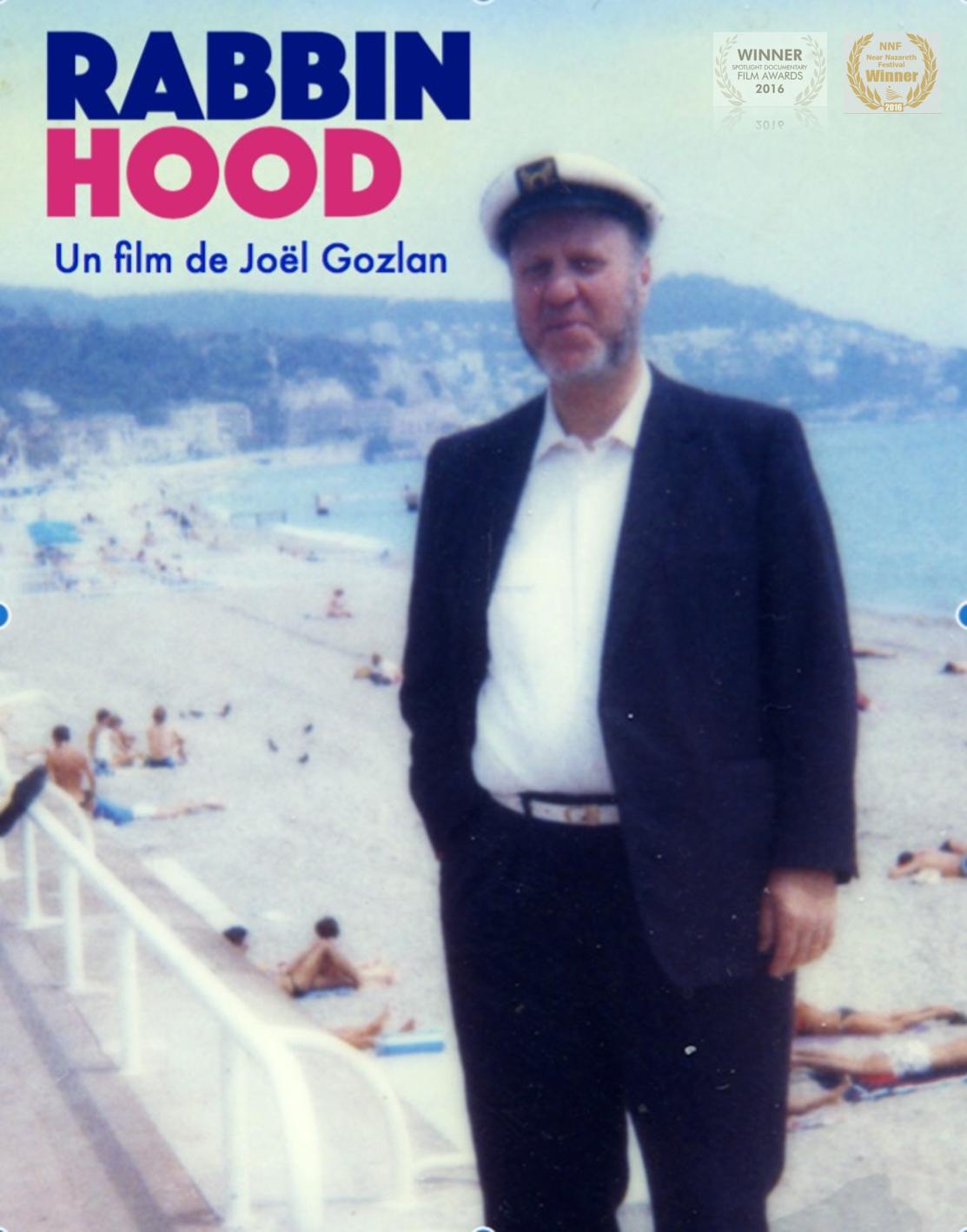 Rabbin Hood, de Joel Gozlan