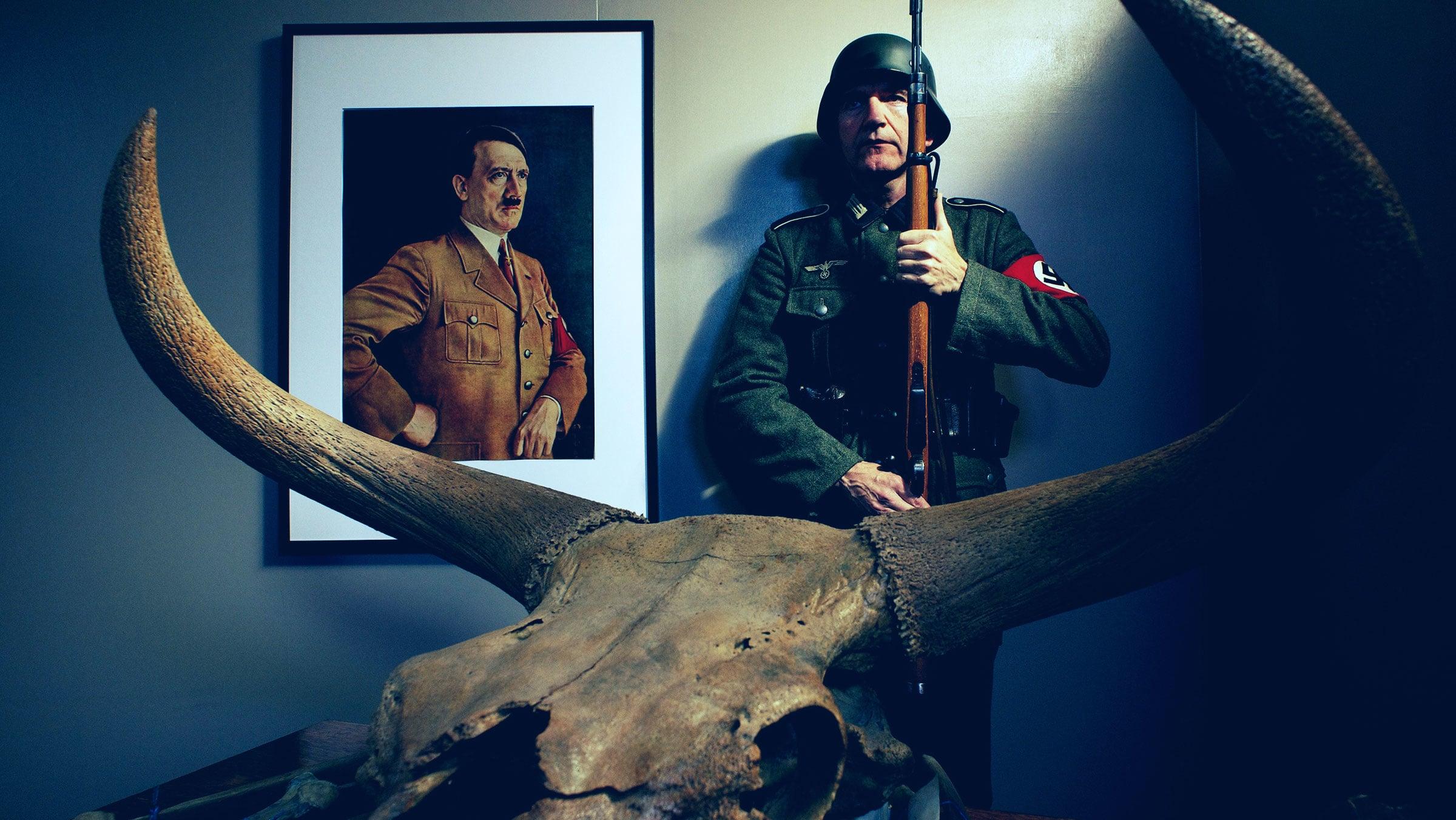 Le monstre nazi de  Jeremy Bristow