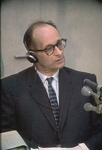 Adolf Eichmann une exécution en question, de Florence Jammot
