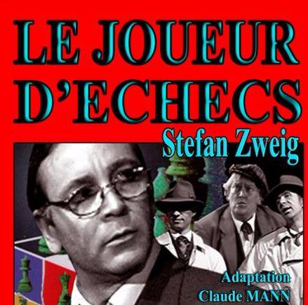 Le joueur d'échec, de Stefan Zweig
