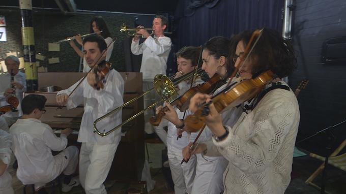 Rappoporchestra, un orchestre de famille