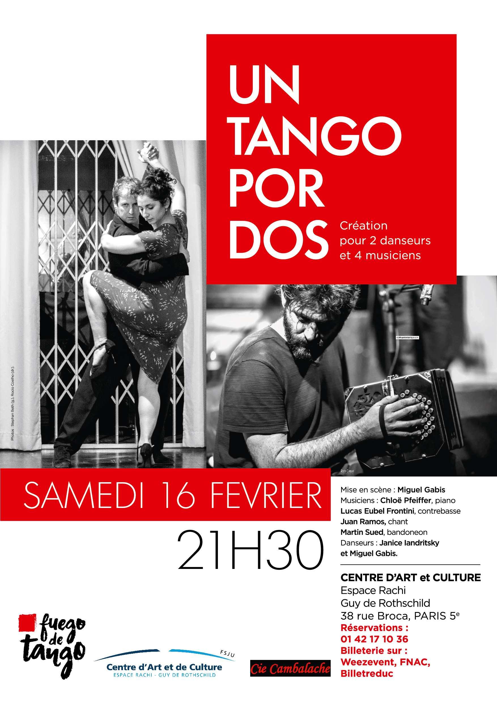 Un Tango Por Dos