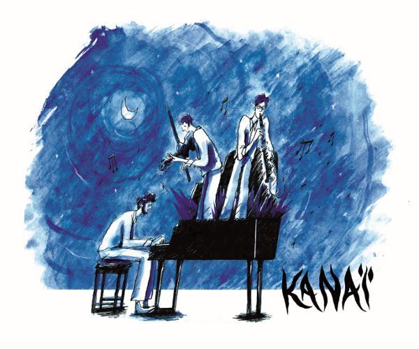 Concert klezmer avec le  Kanai Trio