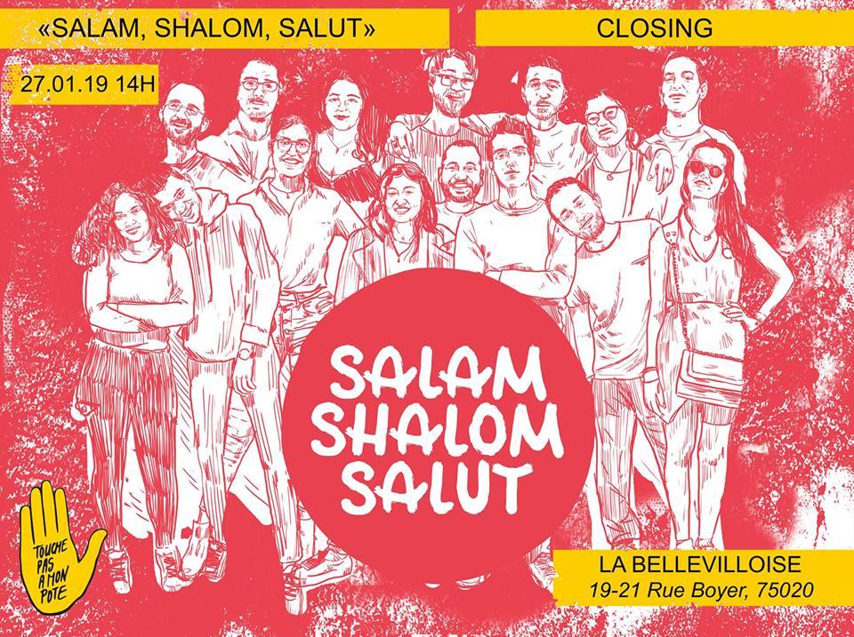 Salam, Shalom, Salut