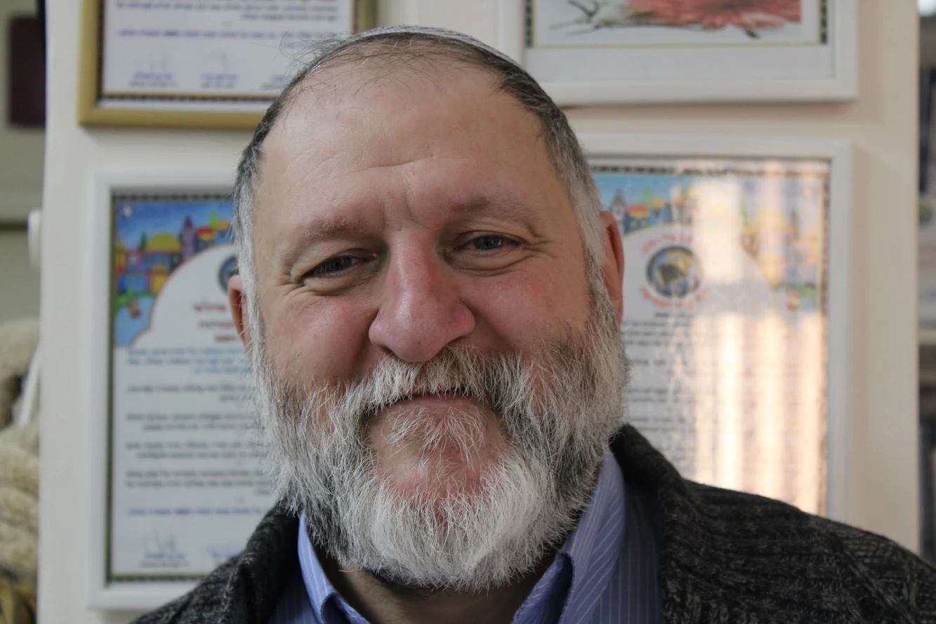 La place d'Israël dans le monde, avec Shraga Blum.