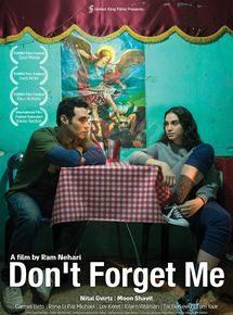 Don't forget me, de Ram Nehari