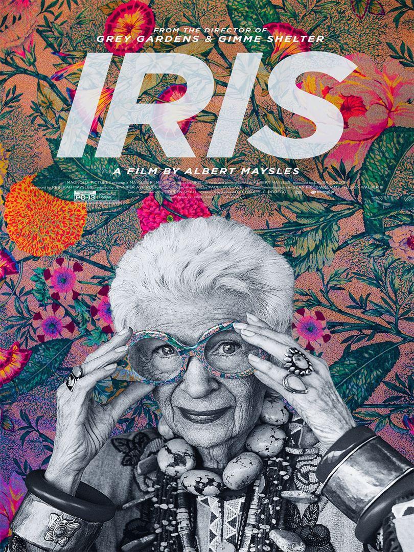 Iris Apfel, de Albert Maysles