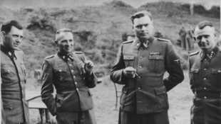 Inside la SS : la machine de mort nazie