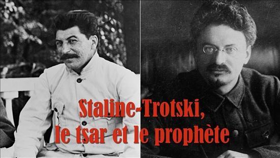 Staline,Trotski, le tsar et le prophète, de Marie-Laurence Rincé