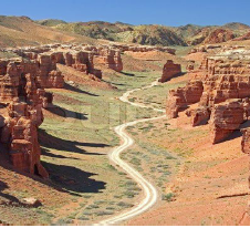 Kirghyzstan / Kazakastan