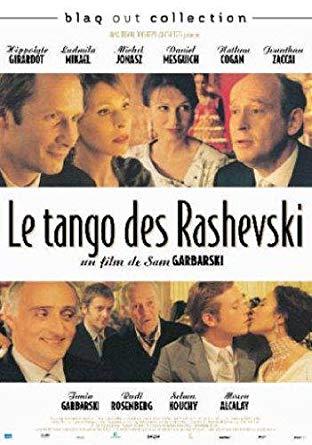 Le Tango des Rashevski, de Sam Garbarski
