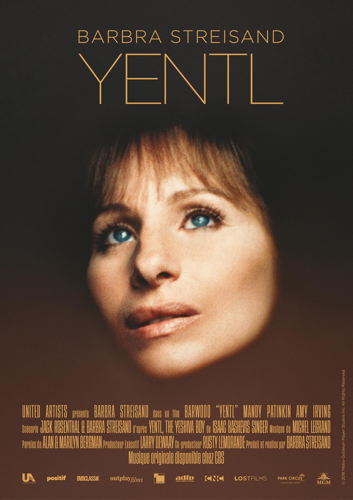 Yentl, de Barbra Streisand