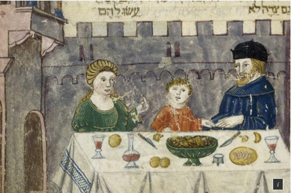 Manuscrits hébreux d'Italie dans les collections de la BnF
