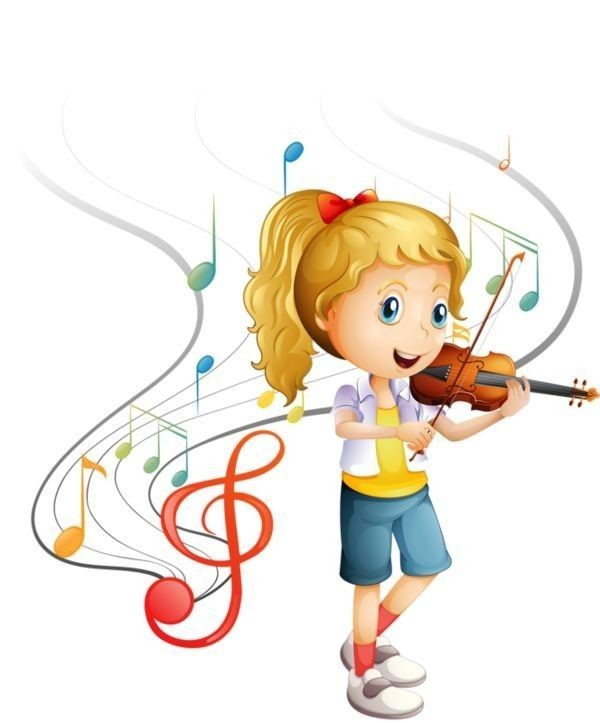 Concert de fin d'année des petits violonistes