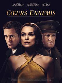 Coeurs ennemis, de James Kent