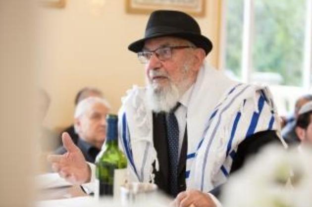 L'étrange histoire d'un disciple du Rabbin Haïm Harboun, avec Didier Long et Haïm Harboun