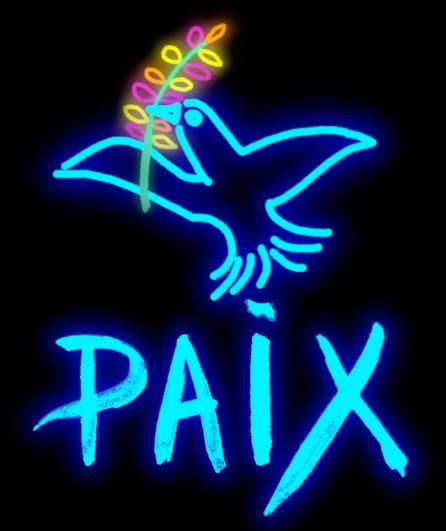 La paix tant qu'on n'a pas essayé on ne peut pas dire que ça ne marche pas de François Bourcier