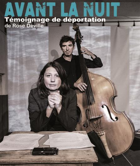 Avant la nuit de Gérard Santonja, Marie Pustetto