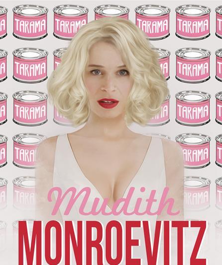 Mudith Moenrowitz, la réincarnation ashkénaze de Marylin !