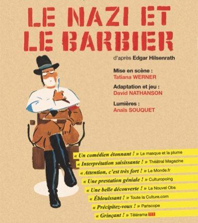 Le Nazi et le Barbier, d'Edgar Hilsenrath