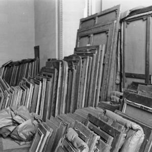 Pillage artistique, récupération et restitution