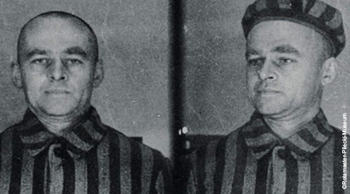 Héros de guerre, Witold Pilecki, de Joshua Whitehead