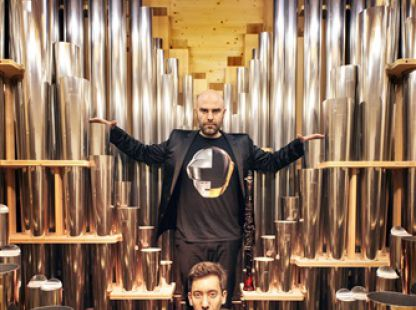 Prière, avec Yom et Baptiste-Florian Marle Ouvrard