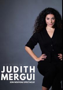 Judith Mergui dans son nouveau spectacle