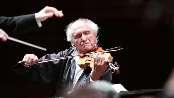 Ivry Gitlis & Friends à la Philharmonie de Paris