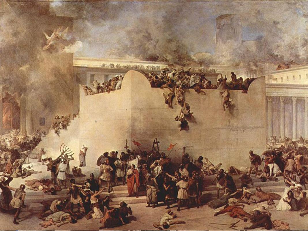 Histoire du peuple juif: des origines à la naissance de la modernité, avec Stéphane Encel