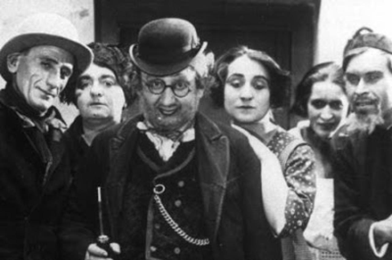 la Ville sans Juifs, film muet de Hans Karl Breslauer