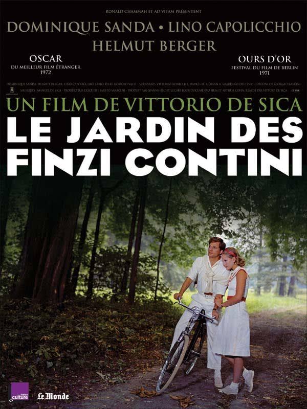 Le Jardin des Finzi Contini, de Vittorio De Sica