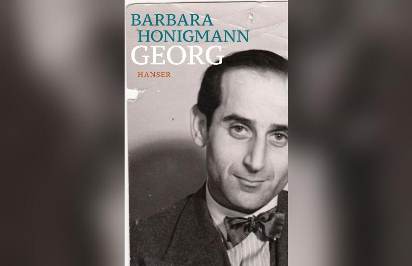 Georg, avec Barbara Honigmann