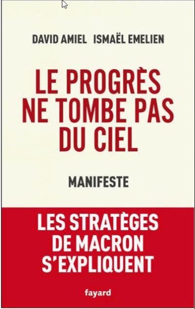 Le macronisme,  trois ans après...avec David   Amiel