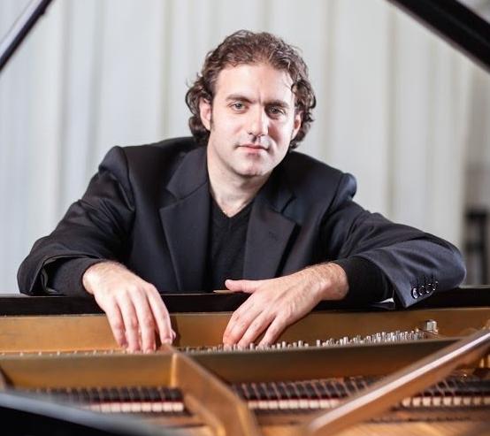 Concert classique, avec Jonathan Benichou