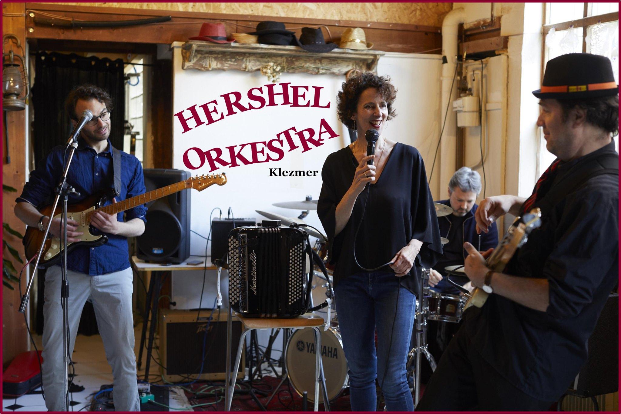 Hershel Orkestra, avec Dominique Schiff