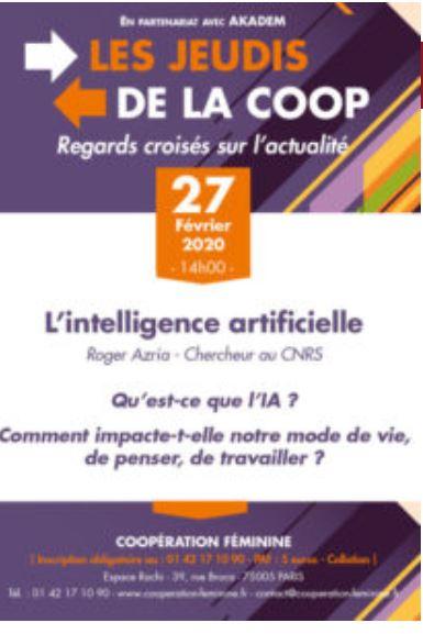 L'intelligence artificielle ? avec Roger Azria