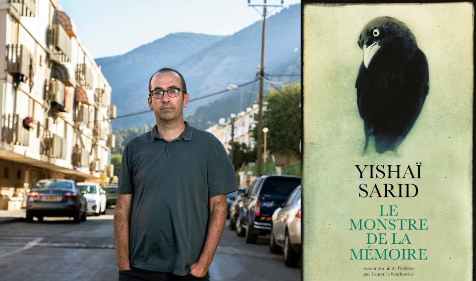 Le monstre de la mémoire, avec Yishaï Sarid