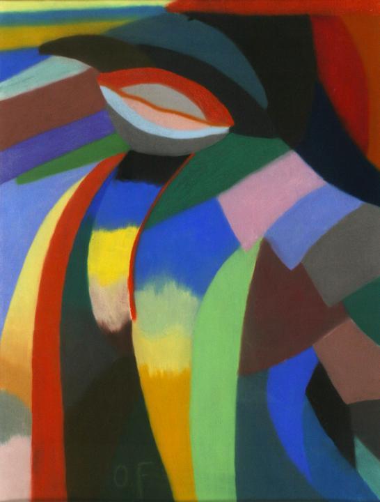 Otto Freundlich (1878-1943), la révélation de l'abstraction