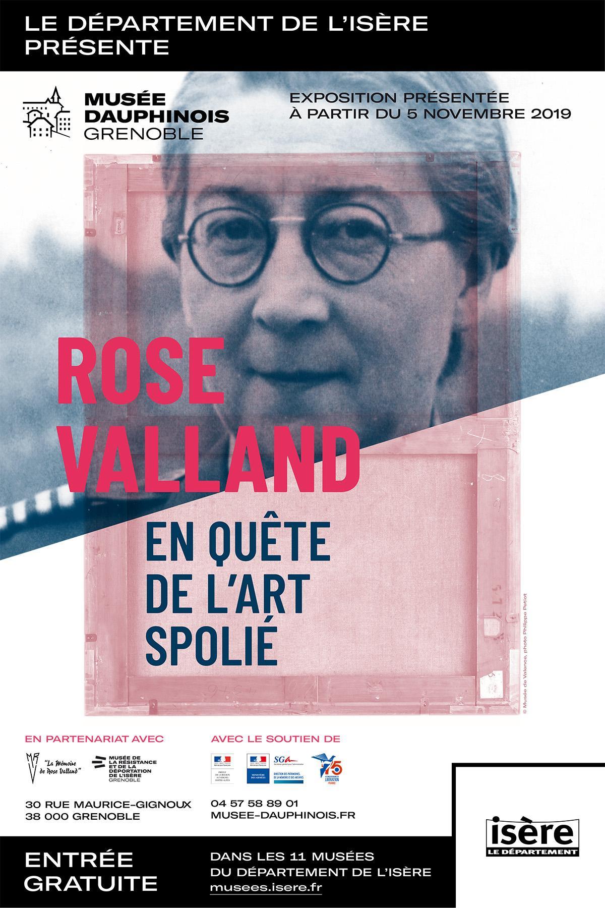 Rose Valland. En quête de l'art spolié
